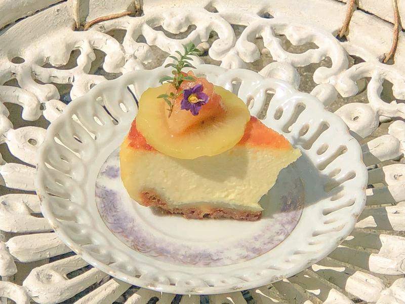 半熟軟滑乳酪蛋糕(不需奶油乳酪)