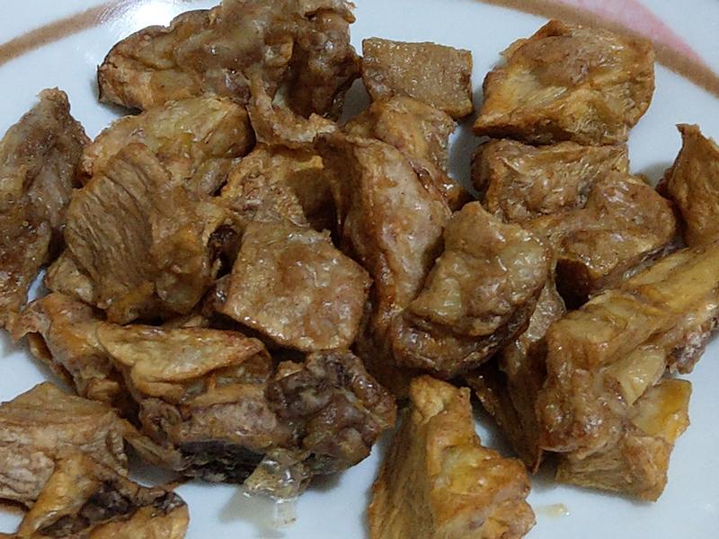 FEN宅女簡易廚房-氣炸料理-氣炸杏鮑菇