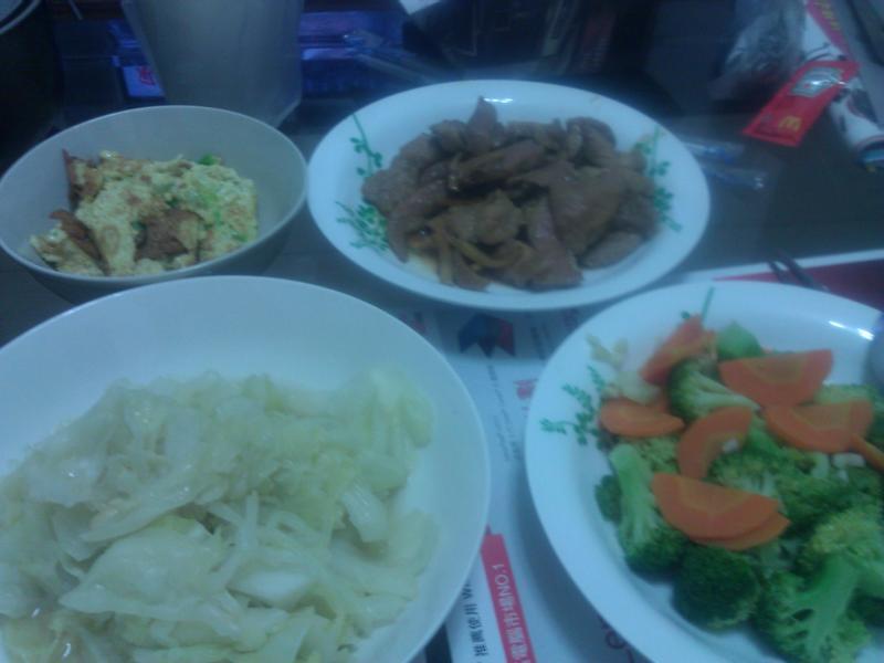 兩個人的晚餐(3菜1湯)- 30分鐘快速上桌