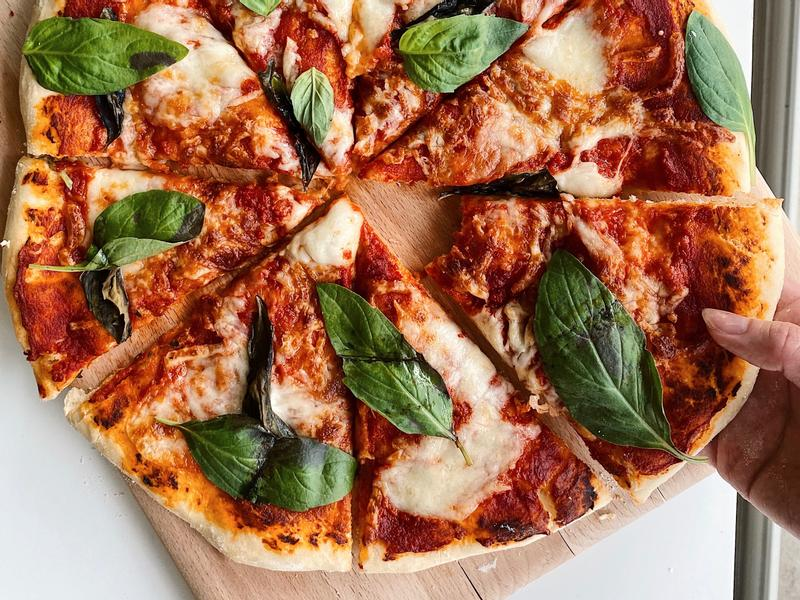 自製pizza