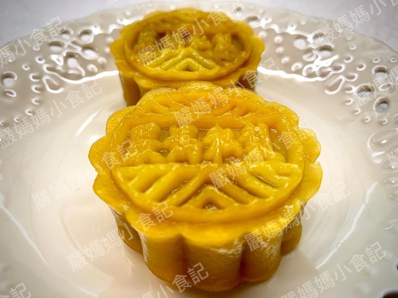 南瓜紅豆餅🎃(另類中秋月餅)
