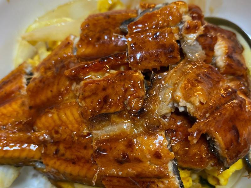 蒲燒鰻魚飯 / 日本料理
