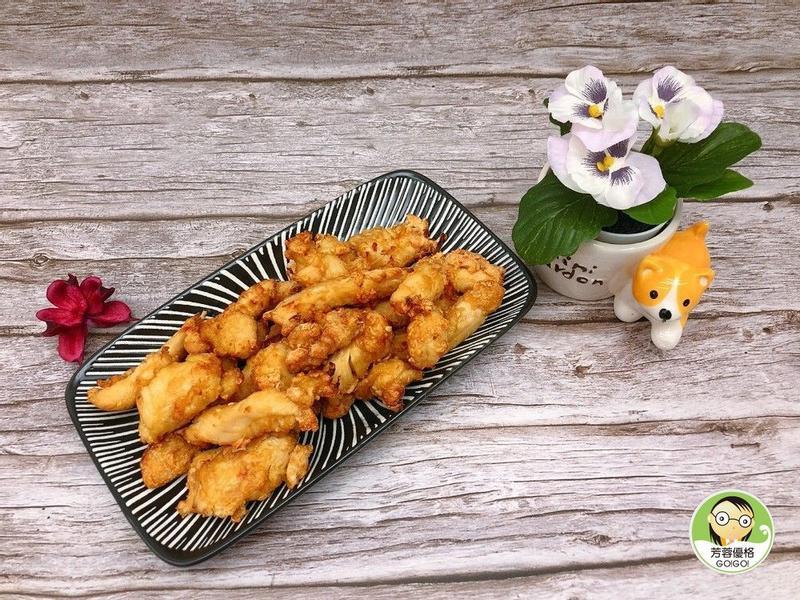香酥南洋風味辣雞柳條~氣炸鍋料理
