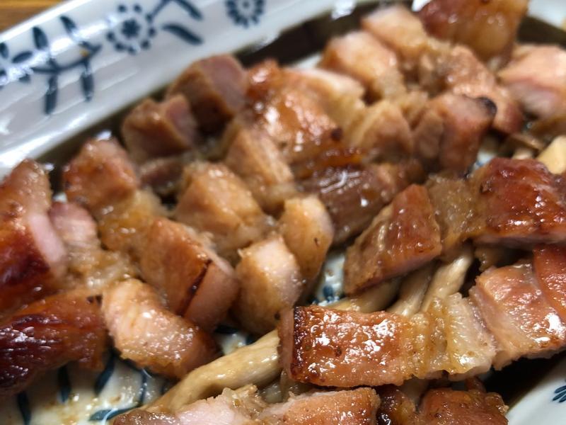 快速版 港式叉燒肉