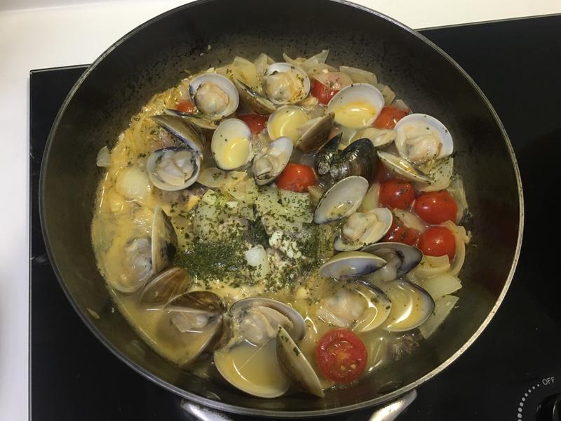 超簡單~懶人宴客菜~義式水煮魚