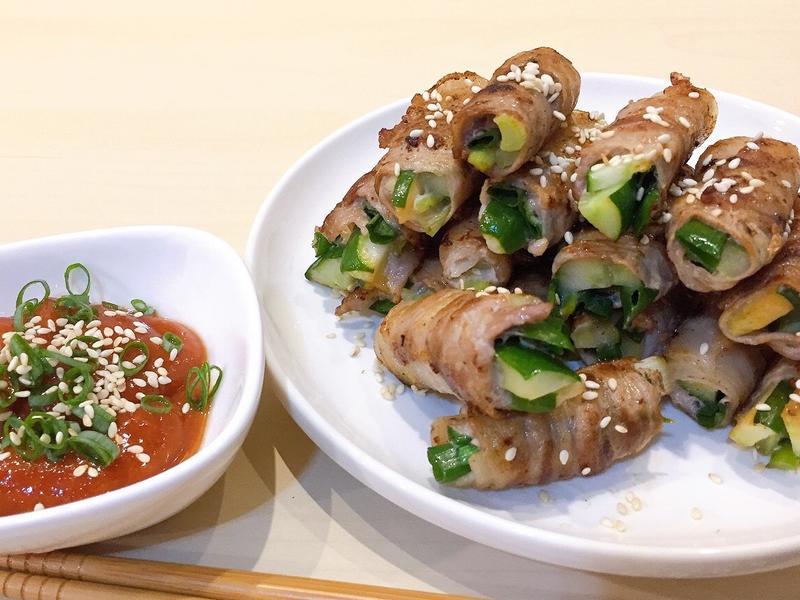 韓式烤肉卷