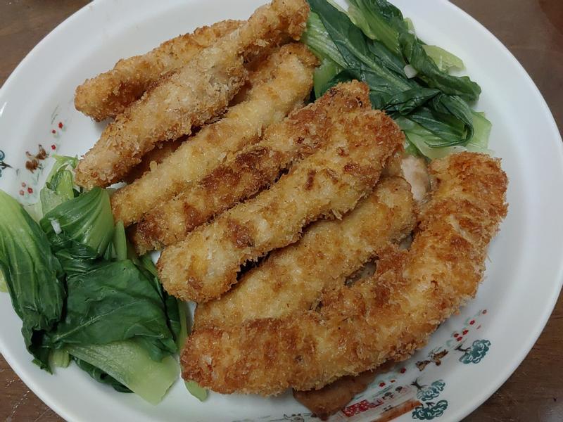 炸虱目魚魚柳