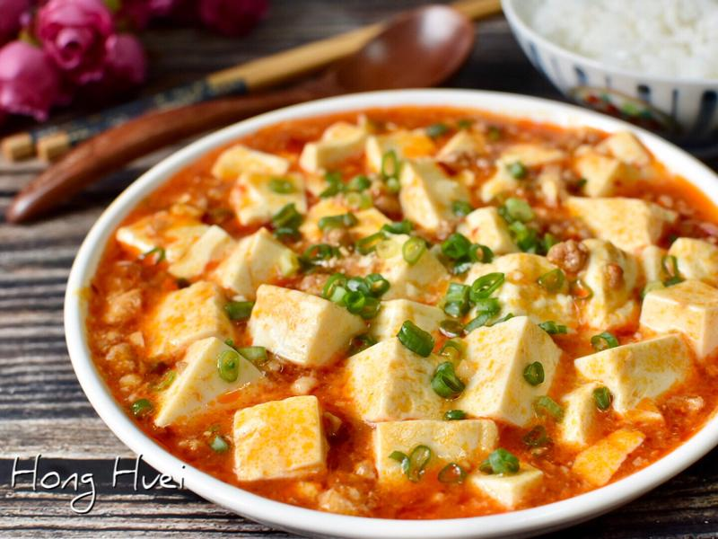 麻婆豆腐*香辣下飯