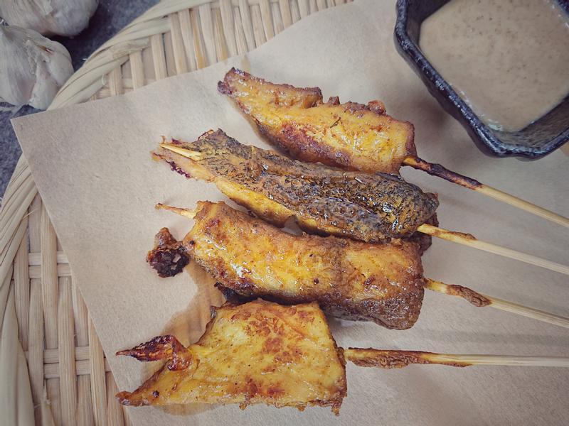 中秋系列-沙嗲石斑魚
