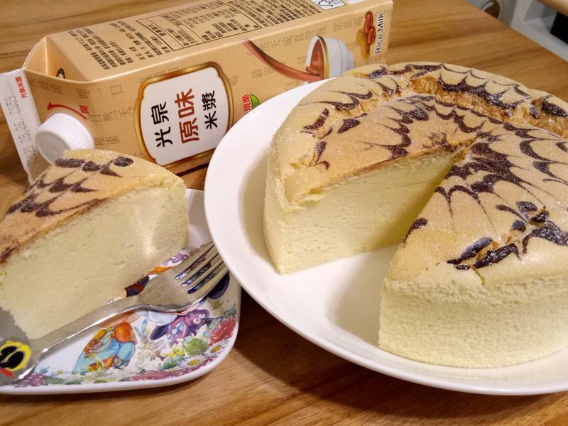 原味米漿🎂棉花蛋糕