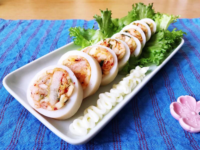 泡菜中卷(簡易/夏日涼菜)