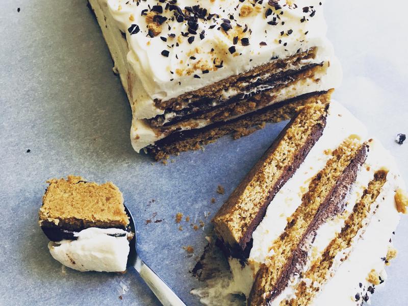 無麩質冰盒蛋糕