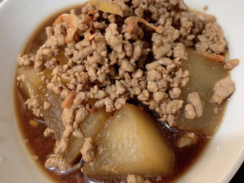 低卡肉燥滷冬瓜