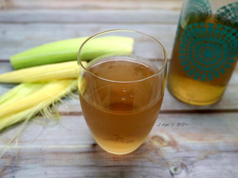 玉米鬚蜂蜜冰茶