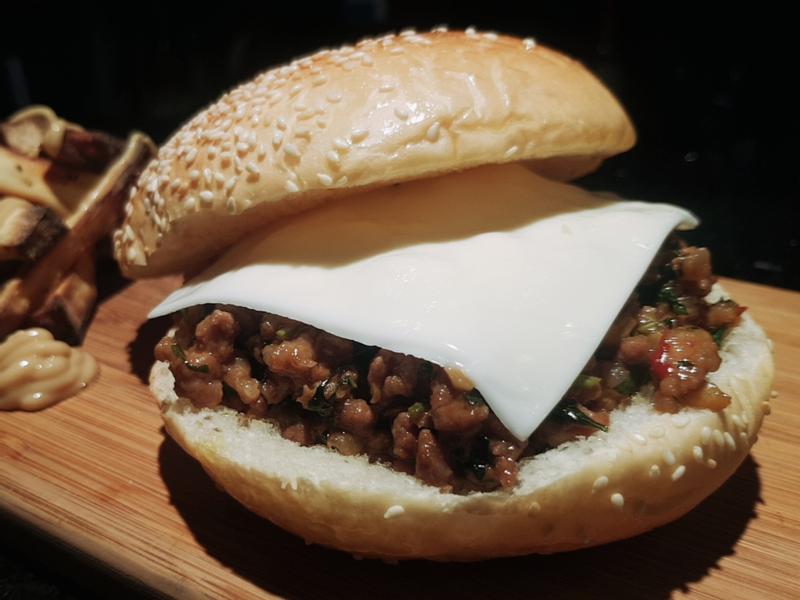 打拋豬Sloppy Joe美式三明治