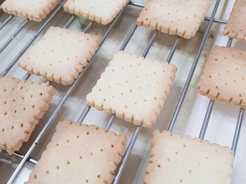 Petit-beurre 法式奶油餅乾