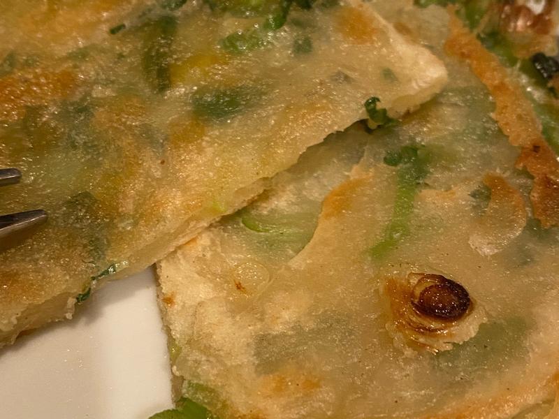 古早味蔥油餅 (含酥皮)