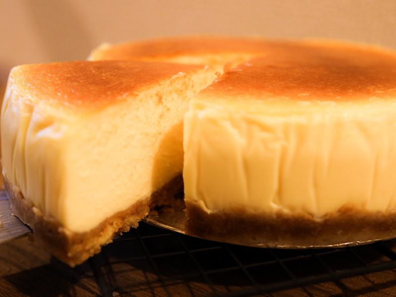 紐約起司蛋糕 cheesecake