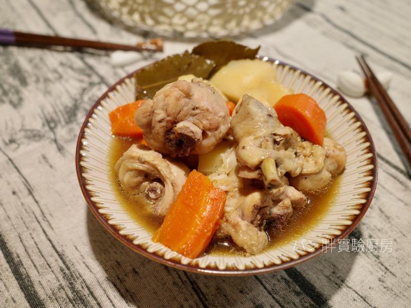 馬鈴薯燉雞