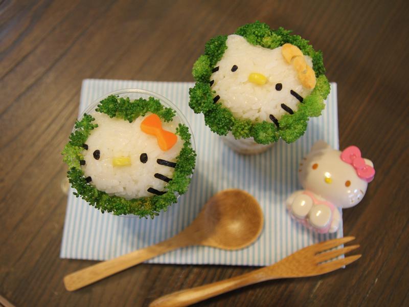 Kitty喵-Hello Kitty京式牛肉飯