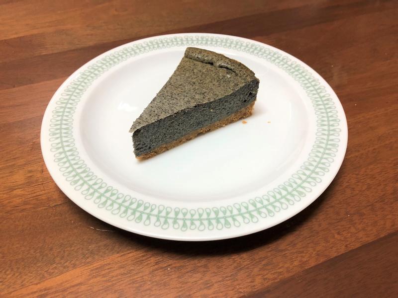 芝麻重乳酪蛋糕
