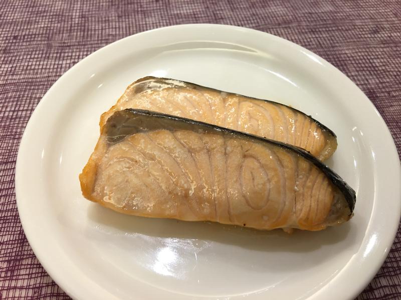 爐烤挪威鮭魚