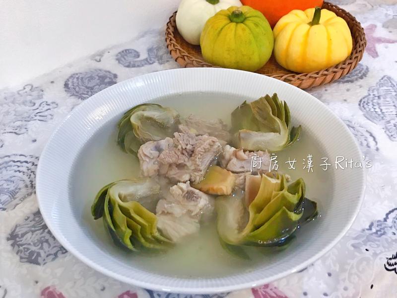 朝鮮薊排骨湯