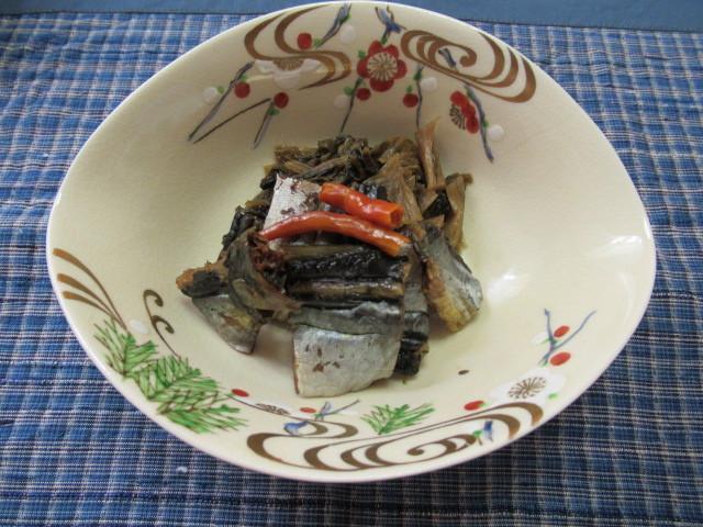 日式梅菜鰊魚乾