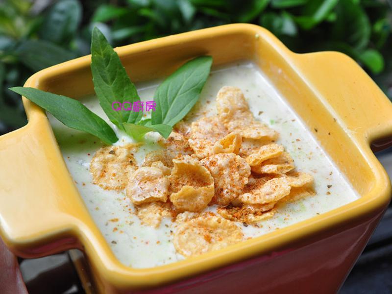 【芝司樂】毛豆起司香濃湯