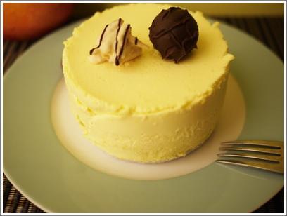 芒果cheese慕思蛋糕