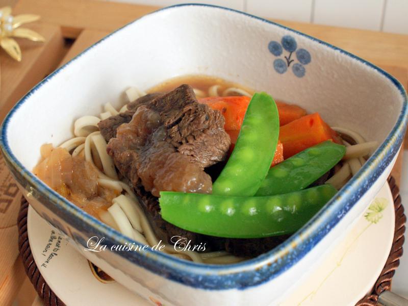 [麵食] 牛肉麵&牛肉湯餃