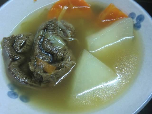 簡單的【清燉牛肉湯】