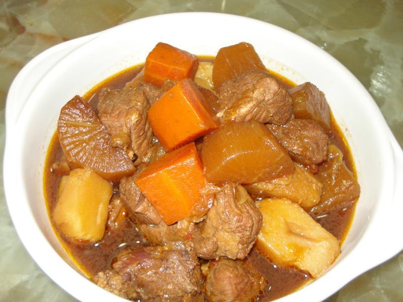 紅燒番茄豬肉