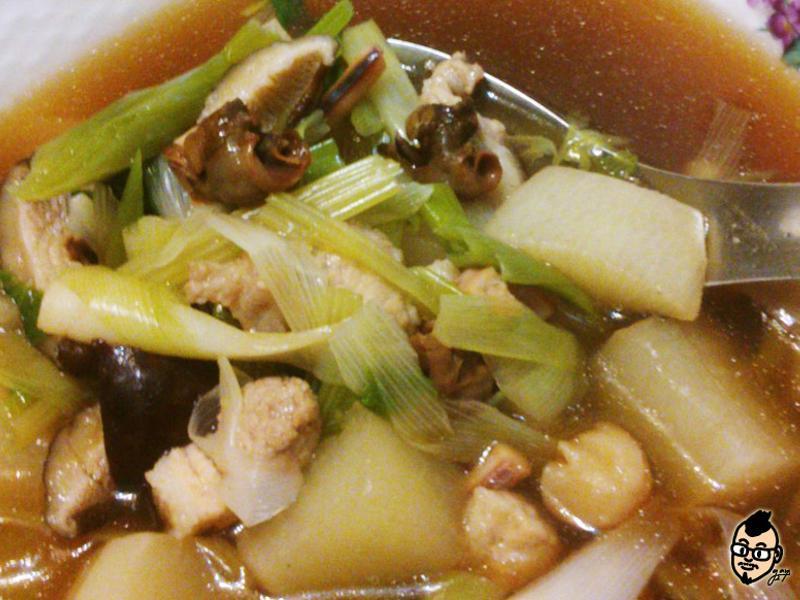 【激禿先生宅料理】年菜:螺肉蒜