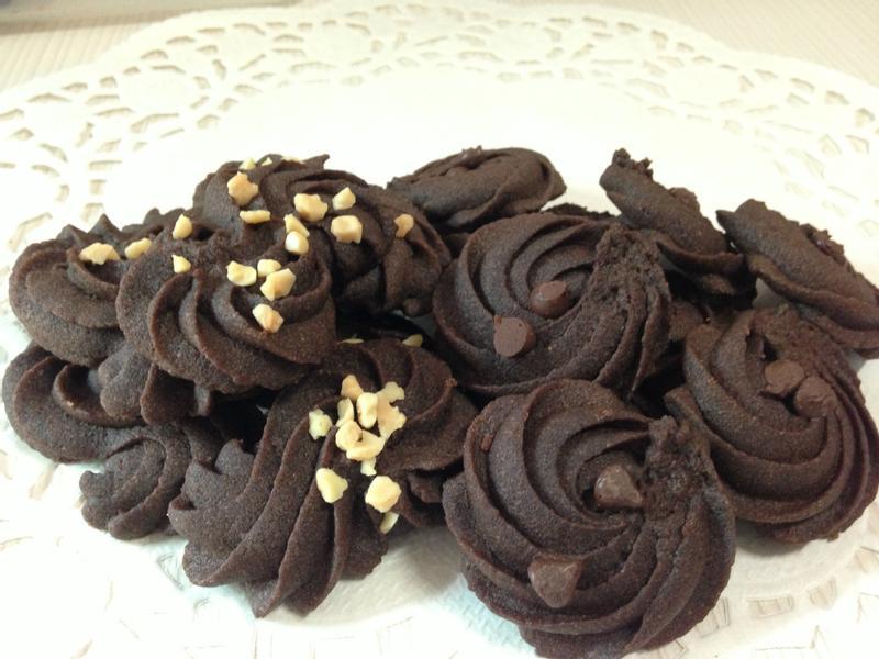 維也納巧克力餅乾