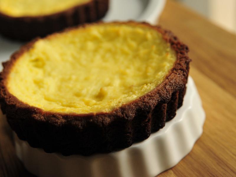 紐約起司脆皮派 | New York Cheese Crispy Pie