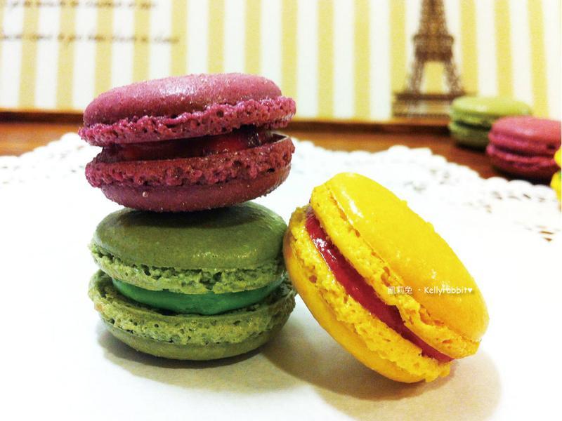 ♥法式馬卡龍(Macaron)練習2♥
