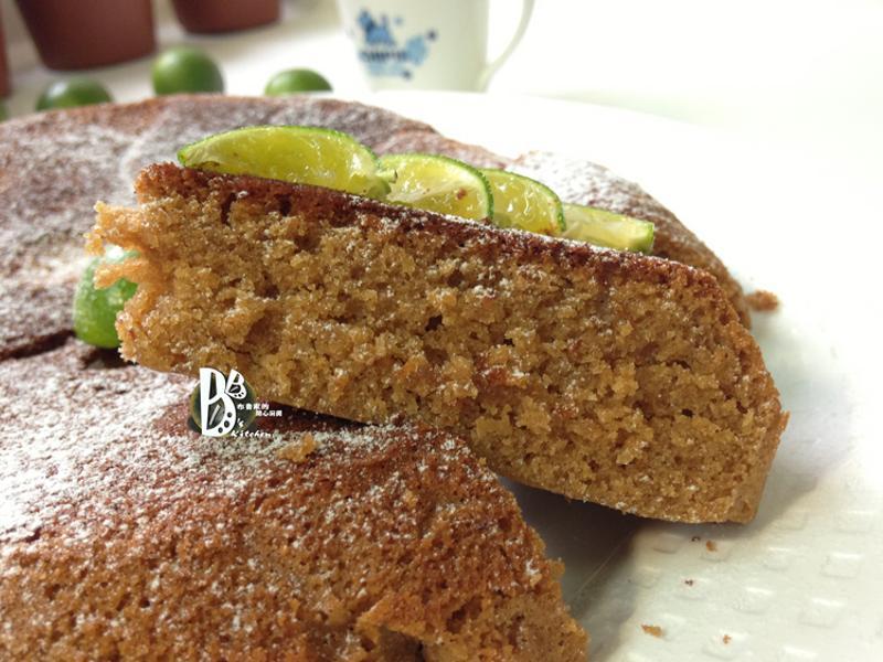 金桔蜂蜜優格蛋糕