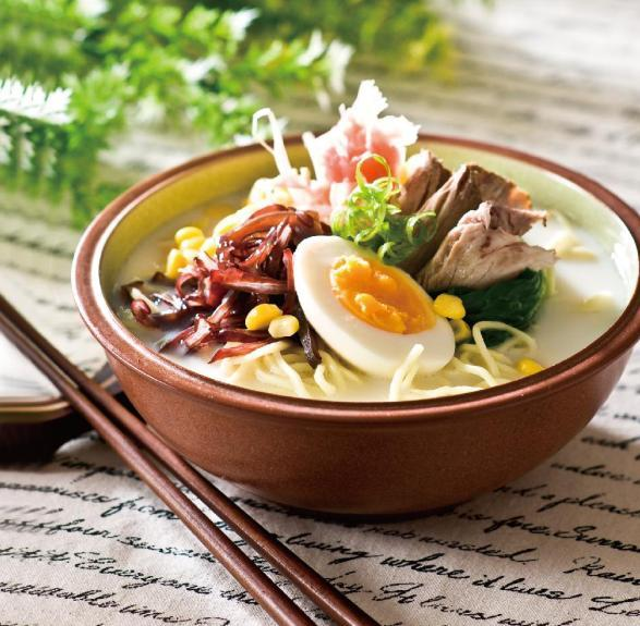 《九陽上菜》豆漿拉麵