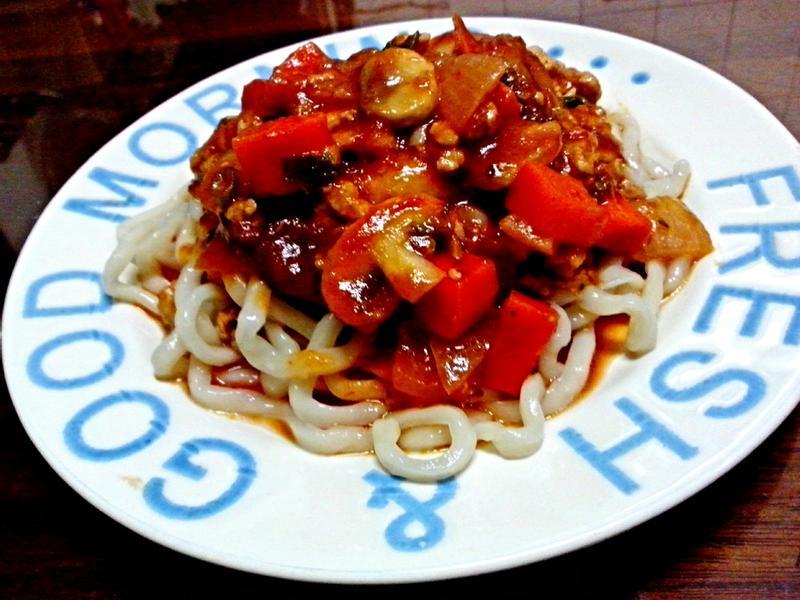 CLASSICO義大利麵醬愛上日式拉麵