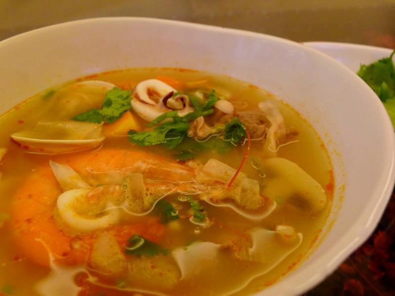 台味泰式海鮮酸辣湯~酸酸辣辣好食慾