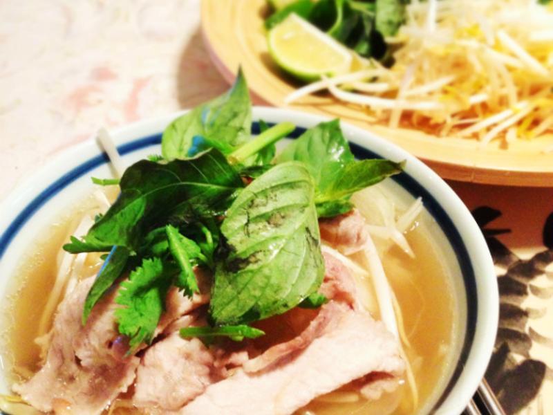 越南豬肉河粉 Vietnamese Pork Pho