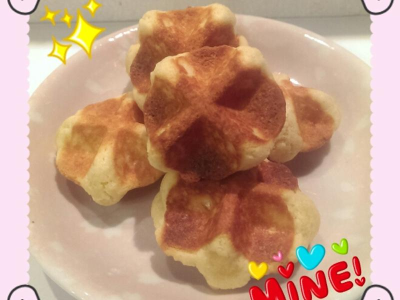 Patricia♥起士小鬆餅