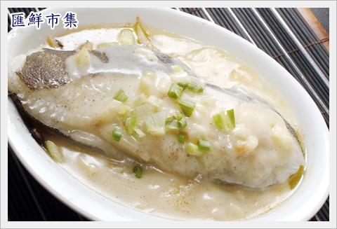 奶油烤鱈魚