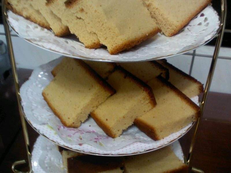 超細緻蜂蜜蛋糕