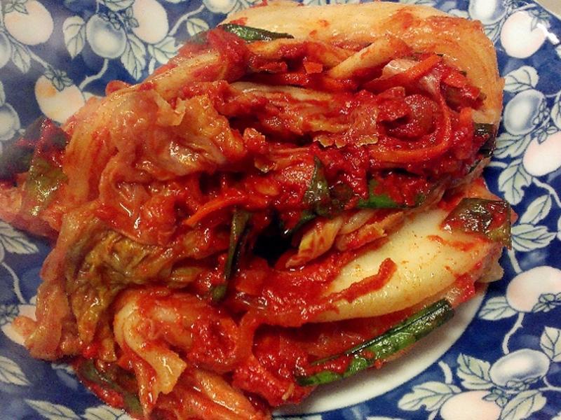 正宗韓式泡菜