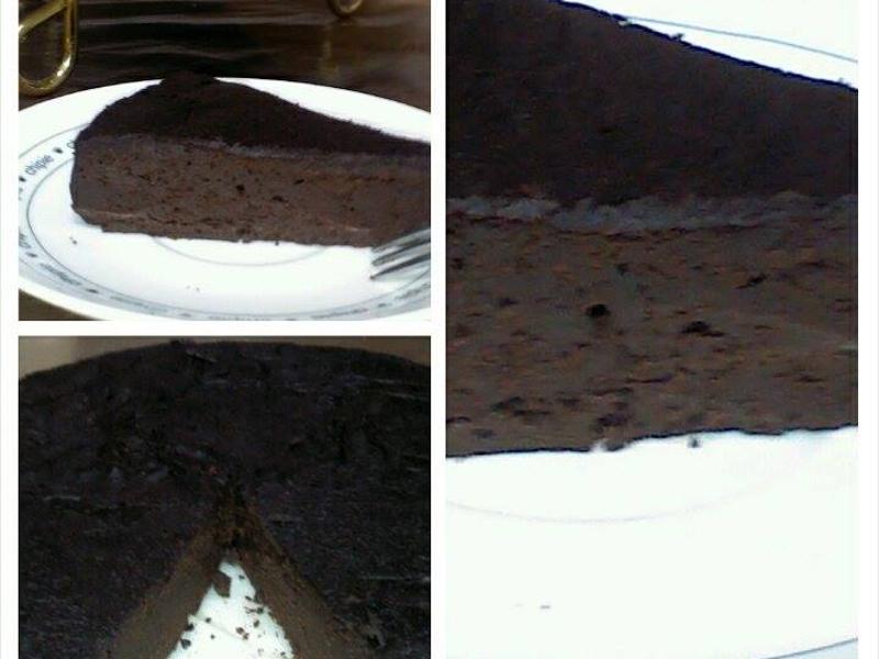 終極巧克力蛋糕