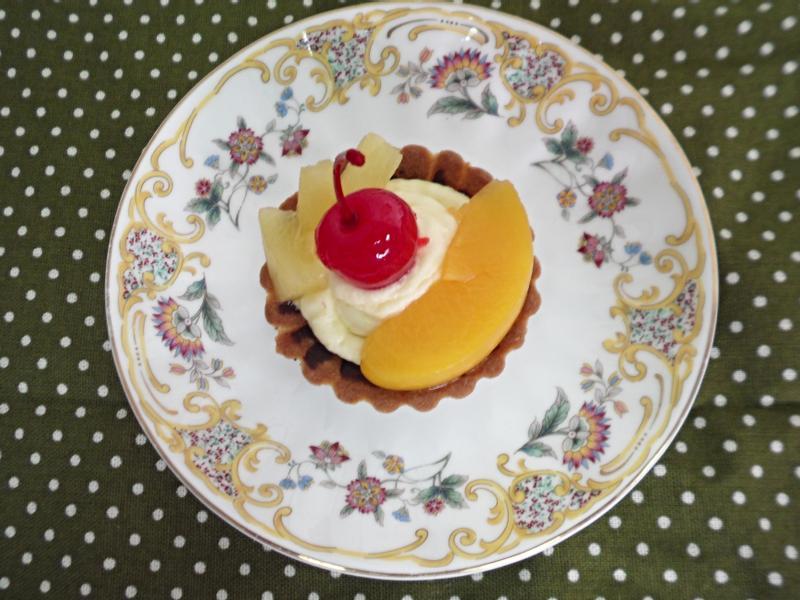 水果塔《日正健康廚房》