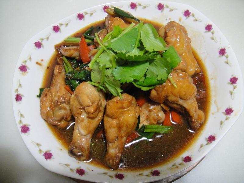 【淬釀年菜料理】紅燒翅小腿