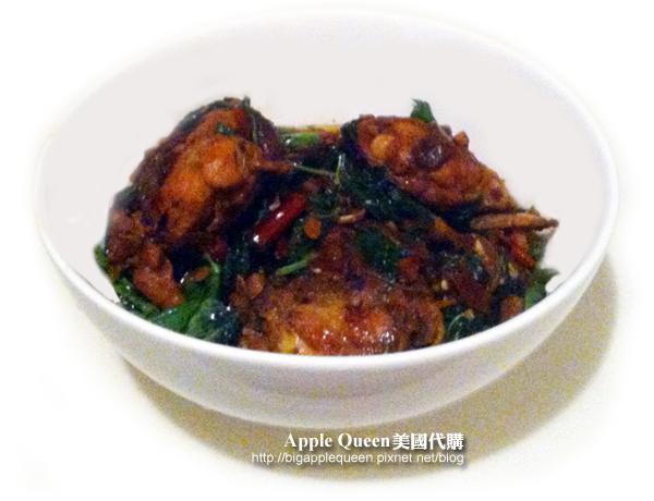 塔香雞~Chicken Basil